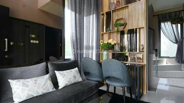 Rumah Modern minimalis serpong 14