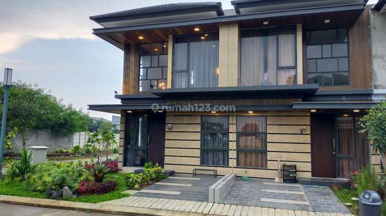 Rumah Modern minimalis serpong 23