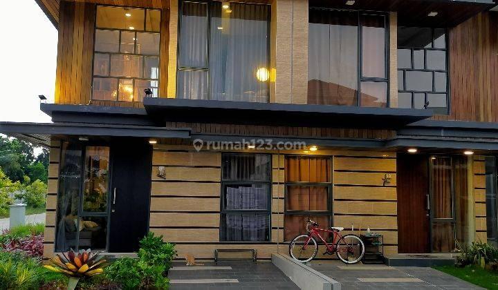 Rumah Modern minimalis serpong 26