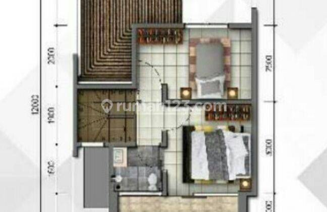 Rumah Cantik Unik Serpong Tangerang 21