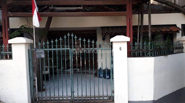 Rumah Utama Dan Rumah Kos Dekat Binus Jakarta Barat