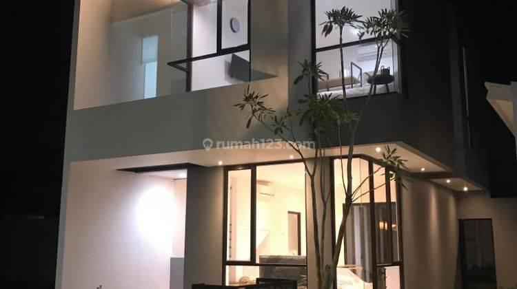 Rumah Modern Minimalis Gyan Residence di Cisauk Tangerang Selatan 1