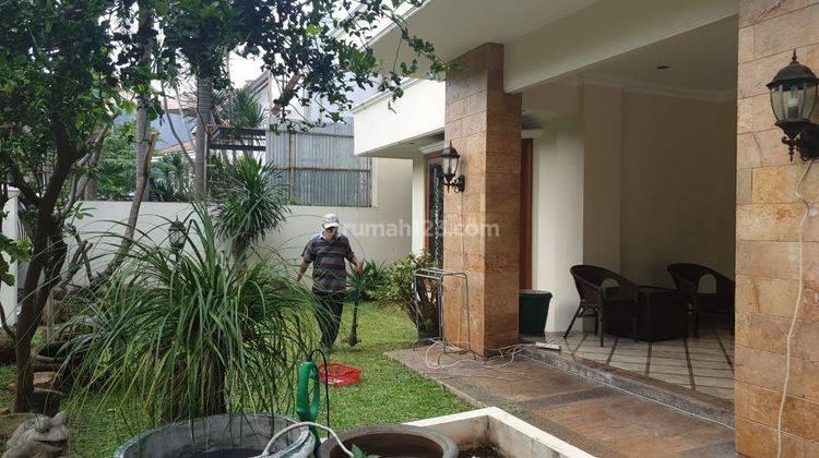 Rumah Asri area elit Kencana Permai Pondok Indah, jakarta Selatan 7