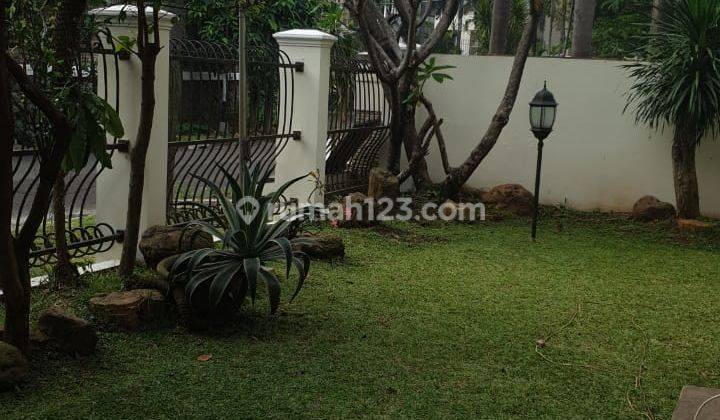 Rumah Asri area elit Kencana Permai Pondok Indah, jakarta Selatan 10