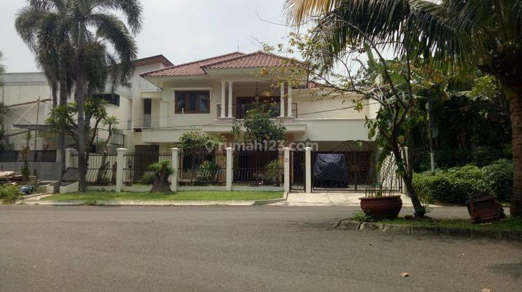 Rumah Asri area elit Kencana Permai Pondok Indah, jakarta Selatan 1