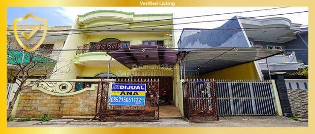 ANA*Rumah 184 m2 di Komplek Taman Harapan Indah, Jelambar. 1
