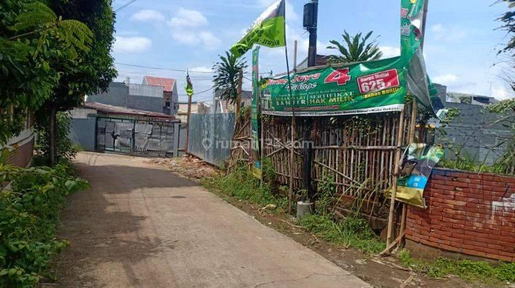 Rumah murah konsep pembangunan indent bintara jaya akses terdekat pondok kelapa jakarta timur 8