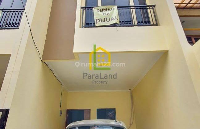 ANDRE TJHIA- 0819 9523 5999 Tanjung Duren Rumah Baru 3 Lantai Jln 1 Mobil, 4 kmrtidur 1