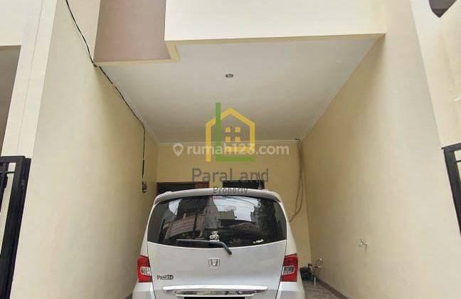 ANDRE TJHIA- 0819 9523 5999 Tanjung Duren Rumah Baru 3 Lantai Jln 1 Mobil, 4 kmrtidur 3