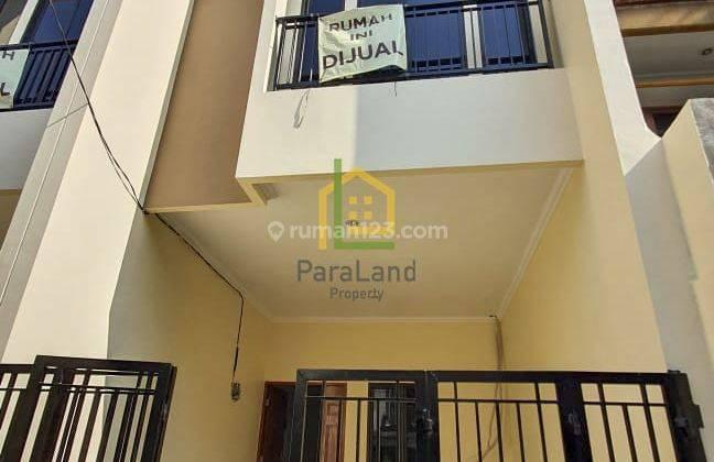 ANDRE TJHIA- 0819 9523 5999 Tanjung Duren Rumah Baru 3 Lantai Jln 1 Mobil, 4 kmrtidur 4
