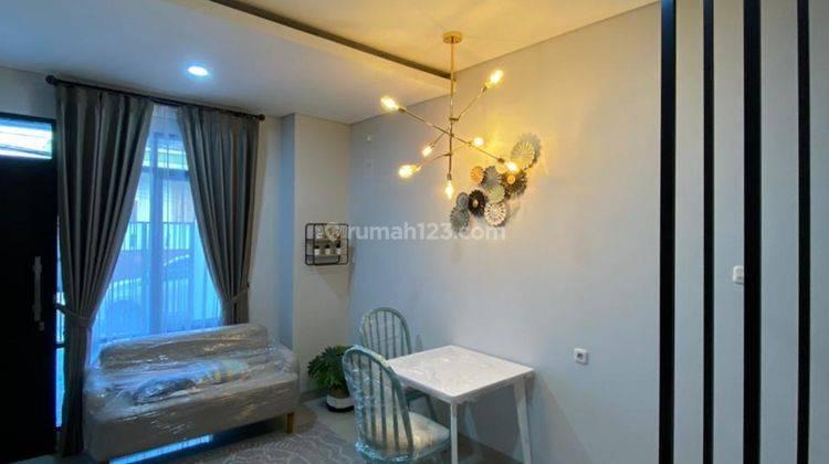 Rumah Tanjung Duren 1.7M Jalan Besar, Row Jalan 12 meter lega 1