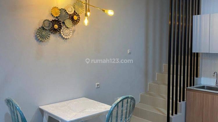 Rumah Tanjung Duren 1.7M Jalan Besar, Row Jalan 12 meter lega 10