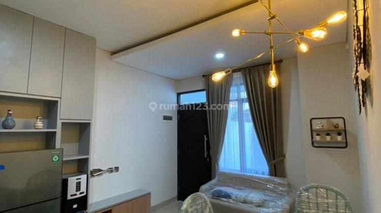 Rumah Tanjung Duren 1.7M Jalan Besar, Row Jalan 12 meter lega 12
