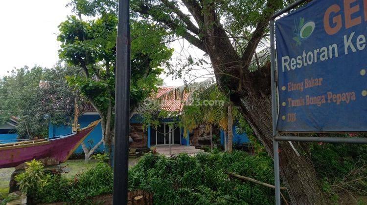 Rumah dengan Luas Tanah 3500m2 di Talagasari-Karawang