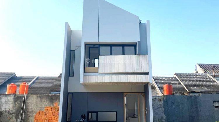Strategic home at bintaro full bata merah 5 menit dari tol parigi