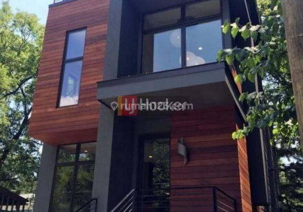 Rumah Baru di Kencana Loka BSD City
