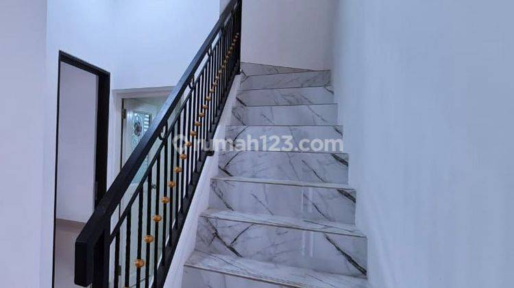 Rumah Murah 2 lantai Minimalis Cluster Deket Pintu Tol Gate 2 Jatiasih 7
