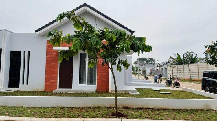 Rumah Baru di Bintaro Cluster U House Bintaro luas tanah 120 m2