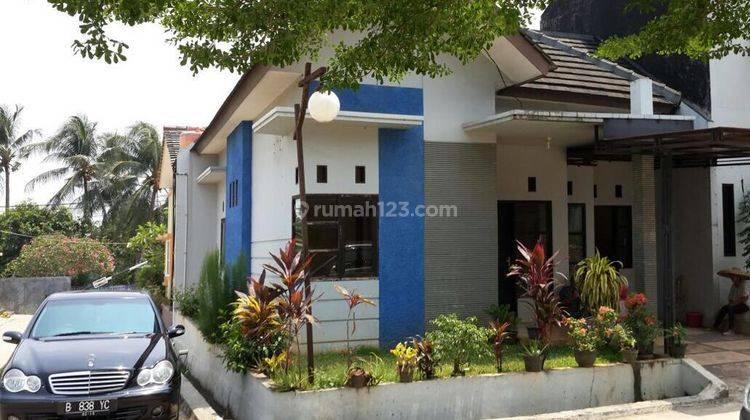 Rumah sudut dalam cluster DEKAT STASIUN Rawa Buntu,Serpong