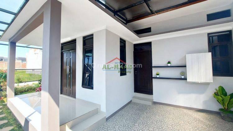Rumah  di Bandung  dengan harga terjangkau 5