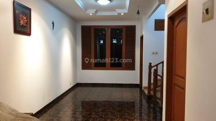 Rumah di Pondok Indah Dekat PIM 2 ~ 4 BR Layout Bagus dan Kokoh 4