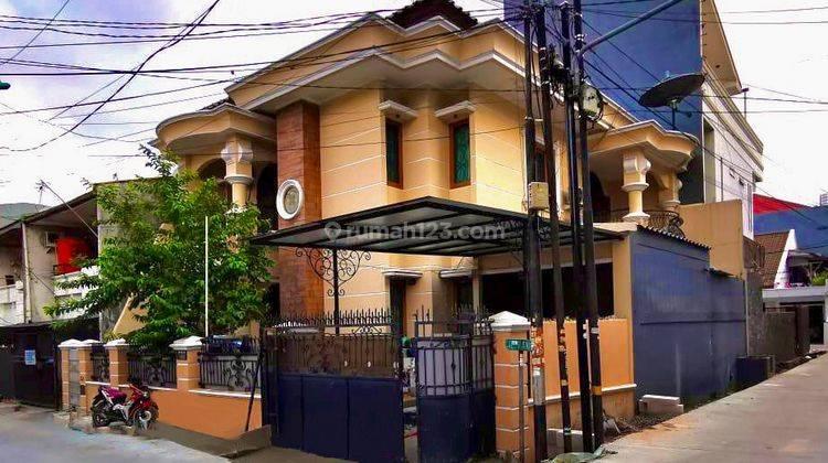 Rumah Model Classic Murah Di Tomang Jakarta Barat 1