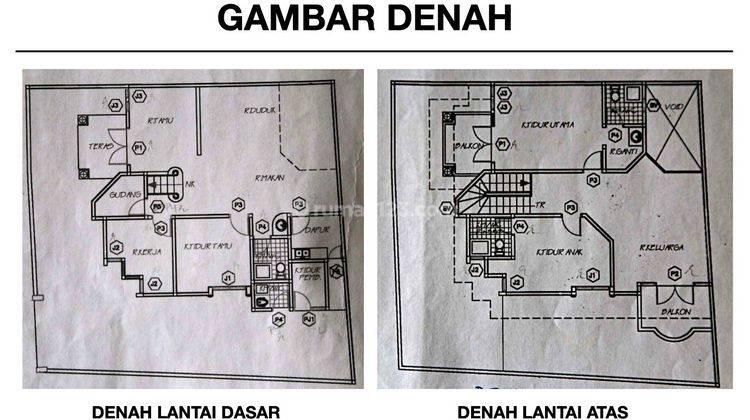 Rumah Model Classic Murah Di Tomang Jakarta Barat 8