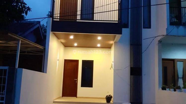 Rumah Bagus Bangun Sendisi Di Plumeria Residence, Graha Bintaro