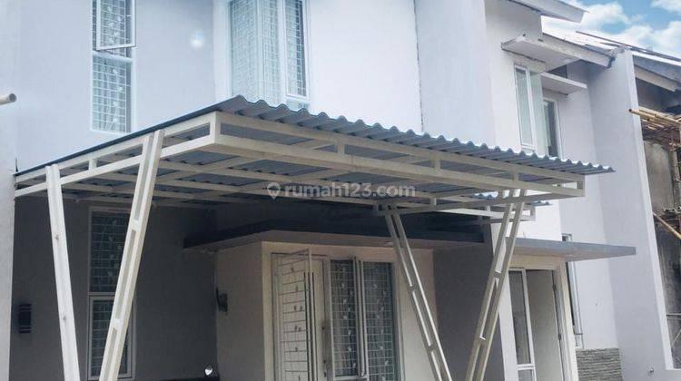 Rumah Bagus Murah Siap huni , akses tol dan kereta dekat 100m dari jalan raya 1