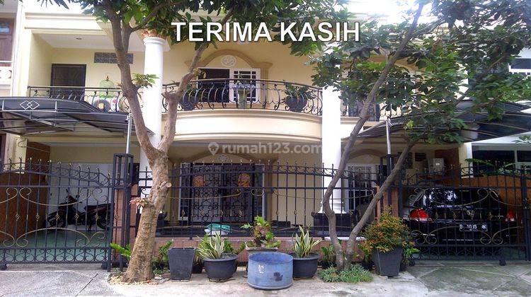 Rumah 2 Lantai Bagus Lt 200 m2 Modernland Tangerang