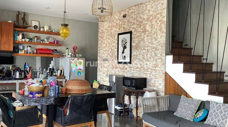 Villa Freehold 2 Bedrooms in Great Location Heart of Canggu