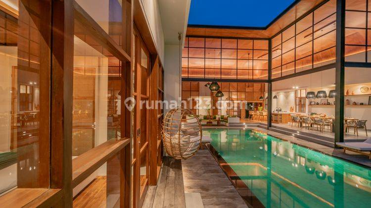 FOUR BEDROOMS VILLA IN BERAWA WITH PRICE USD 490,000 23