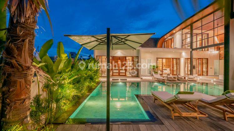 FOUR BEDROOMS VILLA IN BERAWA WITH PRICE USD 490,000 25