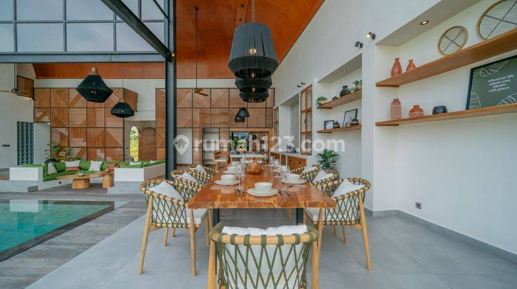 FIVE BEDROOMS VILLA IN PERERENAN WITH PRICE USD 580,000 21