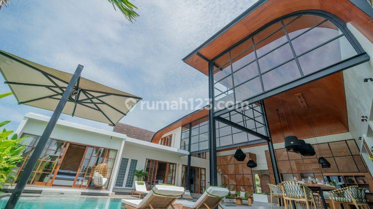FIVE BEDROOMS VILLA IN PERERENAN WITH PRICE USD 580,000 24
