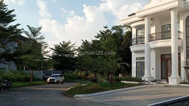 Rumah Elegan, Mewah & Best Quality Cluster Sierra Madre Sentul City, Bogor 4