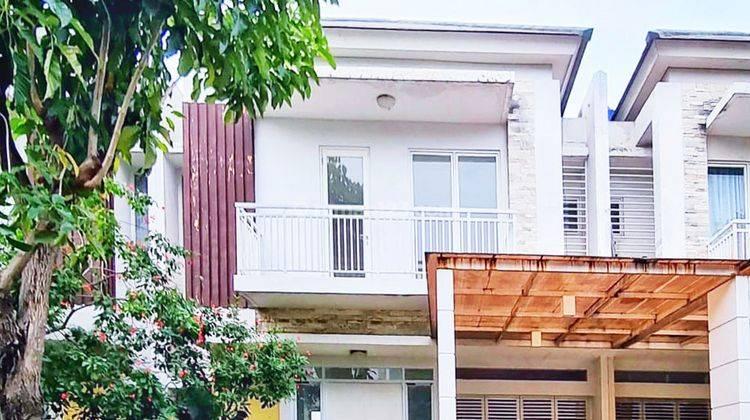 Rumah Lebar 7 Termurah Cluster Acacia @ Summarecon Bekasi 1