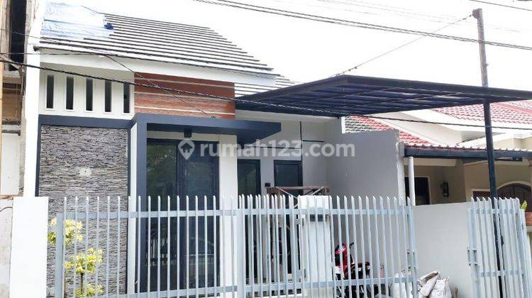 Rumah Baru di Kencana Loka Pinehill BSD City