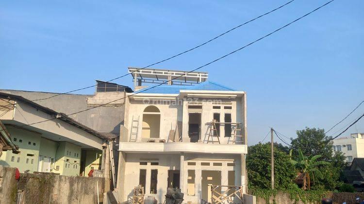 Rumah Hunian Baru diLubang Buaya Pas 2