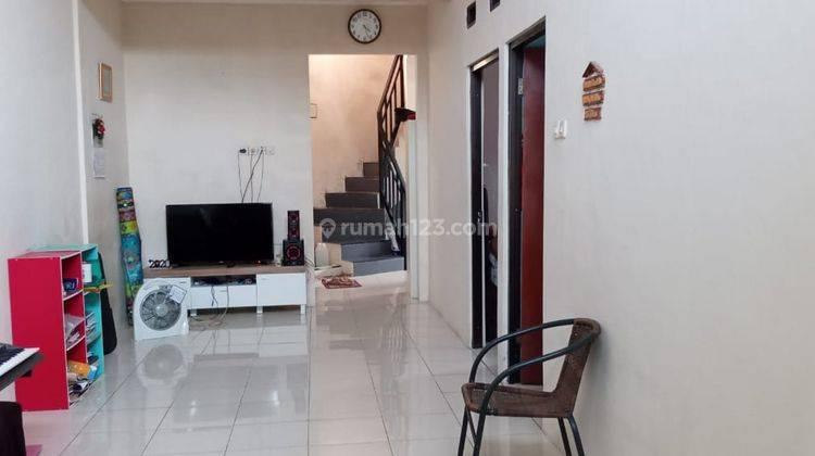 Rumah 1,5 Lt Murah Harga Damai Nego di Kalimulya Depok (CLD.S.23) 6