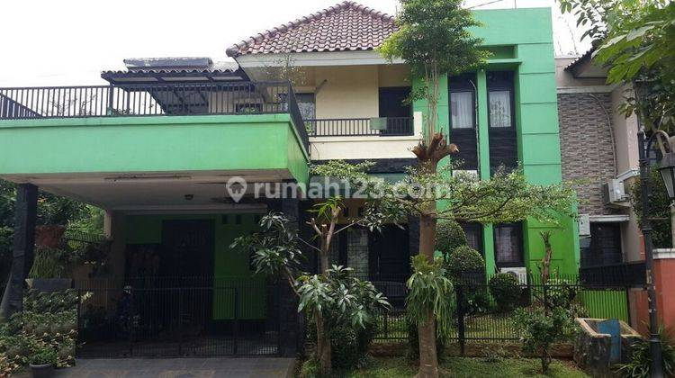 Rumah 2 Lt Murah Nego sampai jadi di Grand Depok City 1