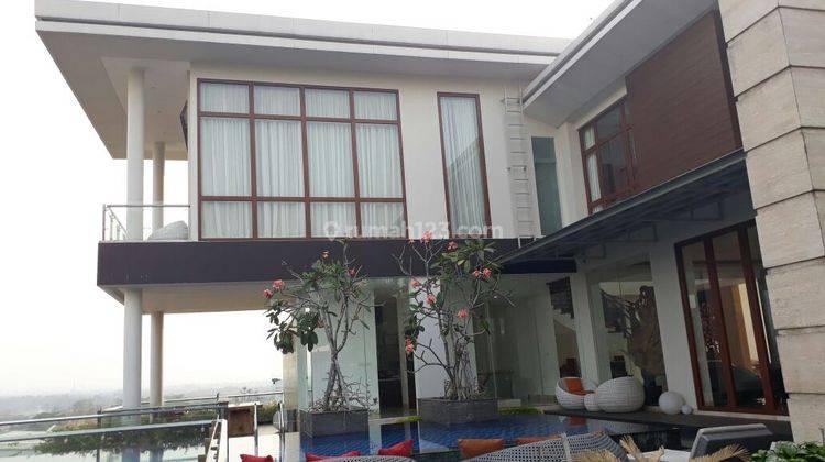Rumah Type Minimalis Mewah di Sentul City 2