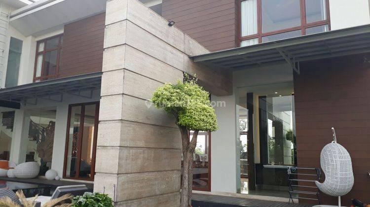 Rumah Type Minimalis Mewah di Sentul City 4