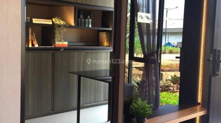 Rumah Keren, Minimalist Modern, Nuansa Resort di Serpong 2