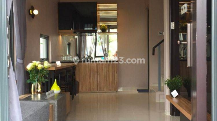 Rumah Keren, Minimalist Modern, Nuansa Resort di Serpong 3