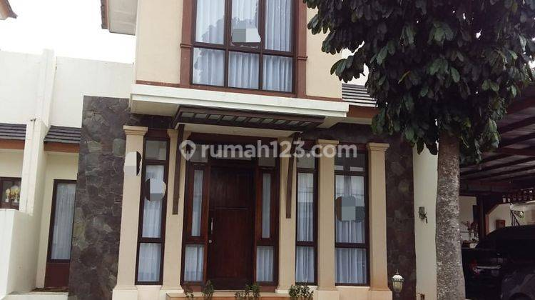 Rumah Murah siap huni dalam cluster the  Avani BSD city