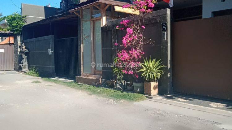 Rumah Cantik minimalis stlyle Lokasi di Tukad Balian near Sanur 14
