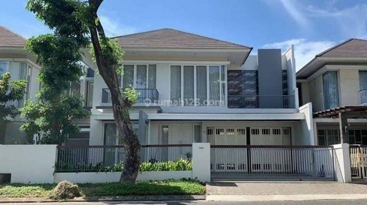 Rumah Royal Residence Surabaya ada Kolam Renang Jalan Besar Boulevard