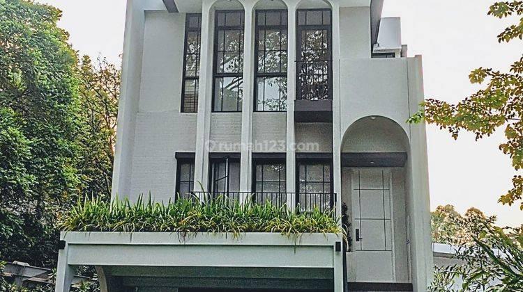 Hunian Classic tropical design Termurah Di BSD City (Greenwich Park) 1