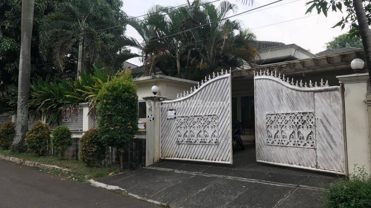 Rumah Asri Jl Topaz Permata Hijau Jakarta Selatan Murah Dibawah Pasar